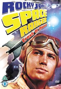 Rocky Jones Space Ranger-Crash of Moons [Import]