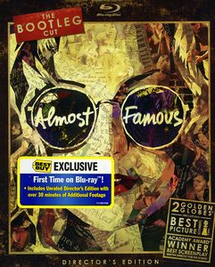 Almost Famous [2000] [The Bootleg Cut] [WS] [Unrated] [O-Sleeve]
