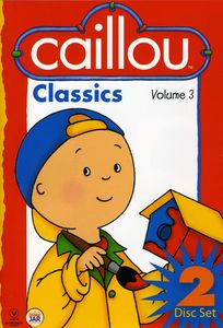 Caillou Collection 3 [Import]