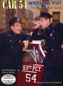Car 54, Where Are You?: The Complete First Season