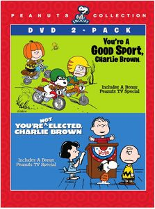 Peanuts Double Feat: You're a Good Sport & Elected
