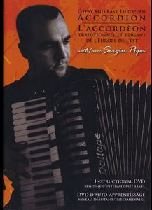 Gypsy & East European Accordion
