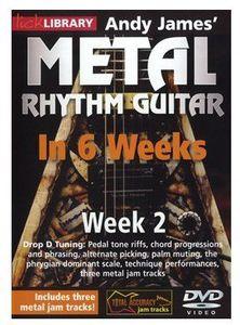 Methal Rhythm Guitar in 6 Weeks 2