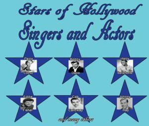 Singers and Actors, Vol. 1