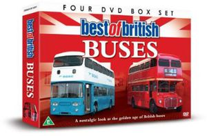 Best of British Buses [Import]
