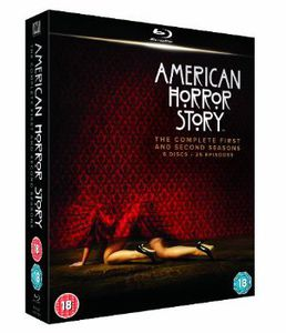 American Horror Story: Season 1-2 [Import]