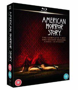 American Horror Story: Season 1-2 [Import]