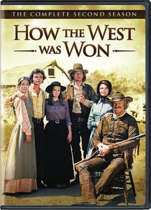 How the West Was Won: The Complete Second Season , James Arness