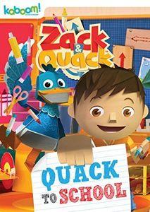 Zack & Quack - Quack to School