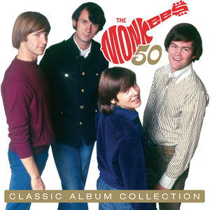 Classic Album Collection (10CD Boxset) , The Monkees