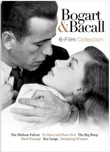 Bogart & Bacall: 6-Film Collection
