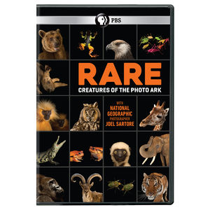 Rare: Creatures of the Photo Ark