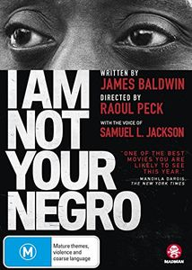 I Am Not Your Negro [Import]