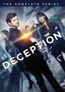 Deception: The Complete Series , Jack Cutmore-Scott