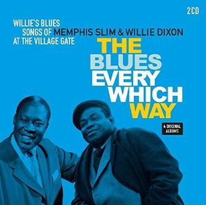 Blues Every Which Way /  Willie's Blues [Import]