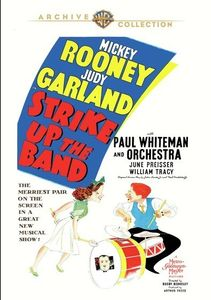 Strike Up The Band , Mickey Rooney