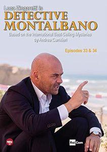 Detective Montalbano: Episodes 33 & 34 , Luca Zingaretti