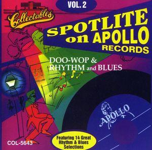 Spotlite On Apollo Records, Vol.2