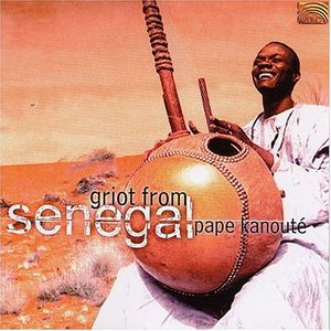 Griot from Senegal