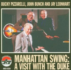 Manhattan Swing: A Visit With The Duke