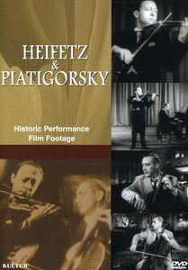 Heifetz & Piatigorsky