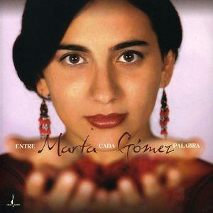 Entre Cada Palabra , Marta Gomez