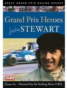 Jackie Stewart: Grand Prix Hero