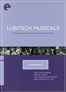Lubitsch Musicals (Criterion Collection - Eclipse Series 8)