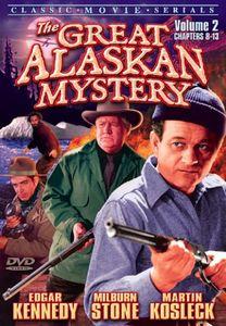 Great Alaskan Mystery: Volume 2: Chapter 8-13