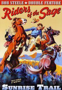 Bob Steele Double Feature: Riders of the Sage /  Su