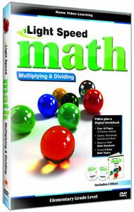 Light Speed Math: Multiplying and Dividing