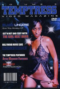 Temptress Video Magazine: Volume 3