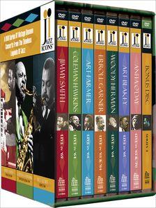 Jazz Icons 4 Boxed Set: Series 4