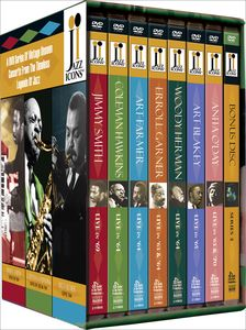 Jazz Icons 4 Boxed Set: Series 4