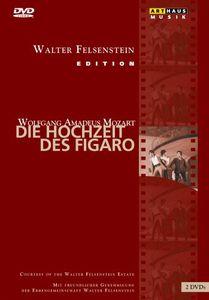 Die Hochzeit Des Figaro: Walter Felsenstein Edit