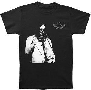 Tonight's the Night Slim Fit T-Shirt Black - XXL