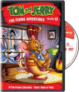 Tom and Jerry: Fur Flying Adventures: Volume 3