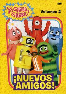 Vol. 2-Yo Gabba Gabba Nuevos Amigos [Import]