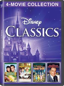 Disney Classics: 4-Movie Collection