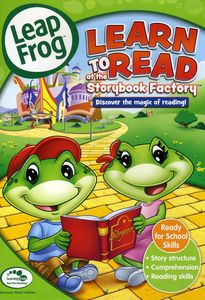 Learn to Read at the Storybook Factory