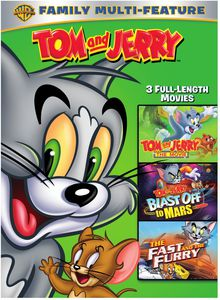 Tom and Jerry: 3-Pack