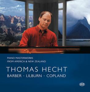 Piano Masterworks from America & New Zealand