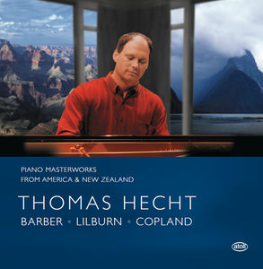 Piano Masterworks from America & New Zealand