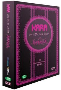 2012 the 1st Concert Karasia in Seoul Live [Import]