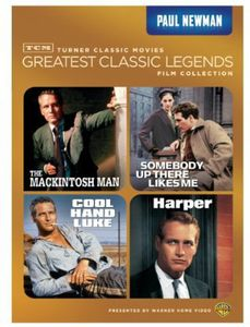 TCM Greatest Classic Legends Film Collection: Paul Newman