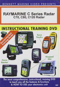 Raymarine C Series Radar: C70 C80 C120 Radar