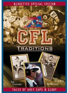 CFL Traditions: Montreal Alouettes [Import]
