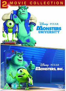 Monsters University /  Monsters Inc [Import]