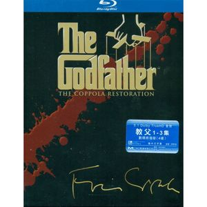Godfather Trilogy [Import]