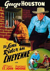 The Lone Rider in Cheyenne